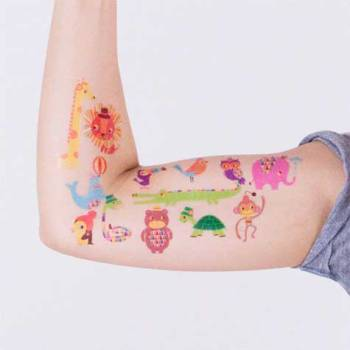 menagerie web applied4 gran 350x350 FOREVER IS NOT BETTER: TATTOOS WITH A TWIST รอยสักเท่ได้ แบบไม่เจ็บปวด