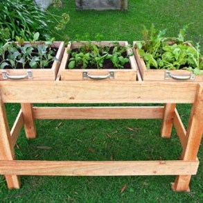 "DIY: ""Garden Bench"" ลิ้นชัก-กระถางใบใหม่ของเหล่าต้นไม้และพืชพรรณขนาดเล็ก 17 - DIY"