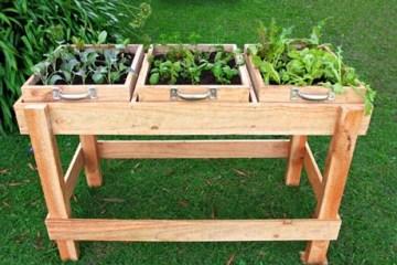 "DIY: ""Garden Bench"" ลิ้นชัก-กระถางใบใหม่ของเหล่าต้นไม้และพืชพรรณขนาดเล็ก 10 - DIY"