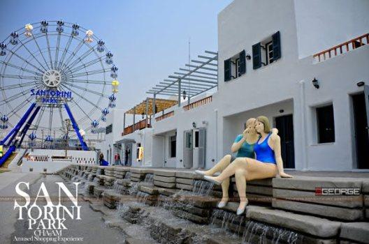 """SANTORINI PARK CHA-AM """"ซานโตรินี่ พาร์ค"""" ประสบการณ์ช้อปปิ้งและท่องเที่ยวรูปแบบใหม่ในชะอำ-หัวหิน 22 - Outlet Mall"""