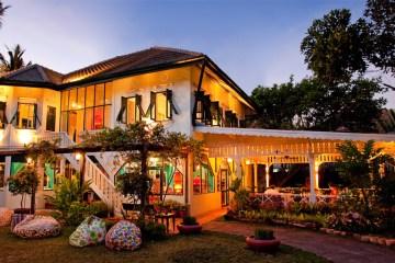 Issaya Siam Club อาหารไทยโบราณที่เสิร์ฟมาในรูปลักษณ์และการตกแต่งแนวใหม่  2 - Issaya Siam Club