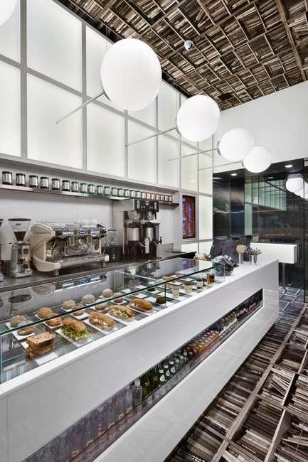 D'Espresso..ร้านกาแฟกลับหัว ที่นิวยอร์ค 13 - Topsy Turvy Cafes
