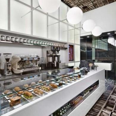 D'Espresso..ร้านกาแฟกลับหัว ที่นิวยอร์ค 16 - Topsy Turvy Cafes