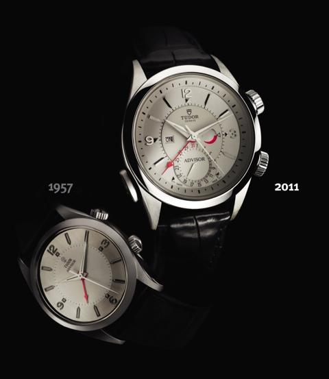 Sponsored Video: Tudor Heritage Advisor นาฬิกาสวิสสุดหรู สไตล์ Retro Chic 13 - BASELWORLD 2011