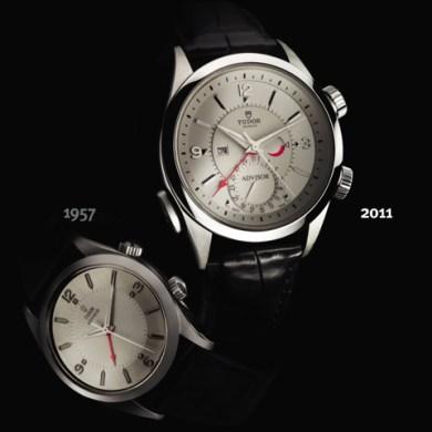 Sponsored Video: Tudor Heritage Advisor นาฬิกาสวิสสุดหรู สไตล์ Retro Chic 21 - BASELWORLD 2011