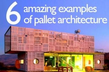 เมื่อ Pallet ไม้เก่า กลายเป็นสิ่งปลูกสร้างสุดอัศจรรย์ 2 - pallet
