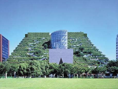 ตึกเขียวในฟูกูโอกะ 17 - green building