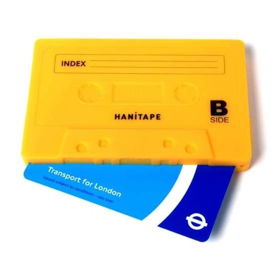 กระเป๋าสตางค์ทำจากยางซิลิโคน แนว Retro ..รูปทรง cassette tape 13 - cassette-tape