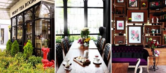 Peony Tea Room จิบชารสชาติดีๆในบรรยากาศสบายๆสไตล์คลาสสิก 16 - afternoon Tea