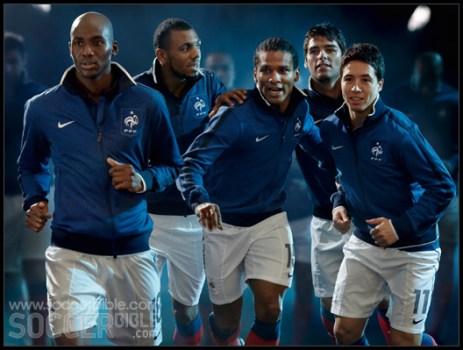 FFF Supplied Players Group 463x350 Innovation of the Match นวัตกรรมของเสื้อผ้านักฟุตบอล