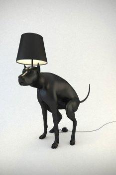 GoodBoy01 233x350 GOOD BOY, GOOD PUPPY LAMPS โคมไฟน้องหมา