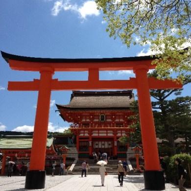 Trip to Fushimi Inari Shrine - One thousand red gates 15 - Kyoto