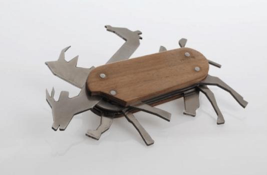 animal pocket knife มีดพกรูปสัตว์ที่เปลี่ยนเป็นสัตว์ต่างๆได้หลายชนิด 14 - animal