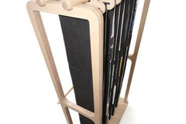 Fa.B. fabric bookcase ชั้นวางหนังสือดีไซน์์แปลก 23 - wood