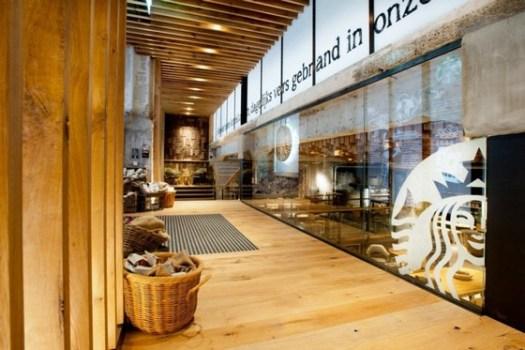New Starbucks Concept Store: Starbucks โฉมใหม่  20 - eco-friendly
