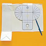 D.I.Y.กระเป๋าสตางค์จากกล่องน้ำผลไม้ใช้แล้ว 15 - DIY