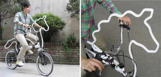 horsey03 550x262 Horsey by Eungi Kim จักรยานหรือม้ากันแน่นะ