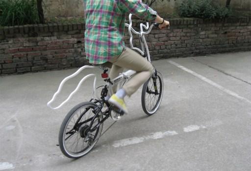 horsey04 512x350 Horsey by Eungi Kim จักรยานหรือม้ากันแน่นะ