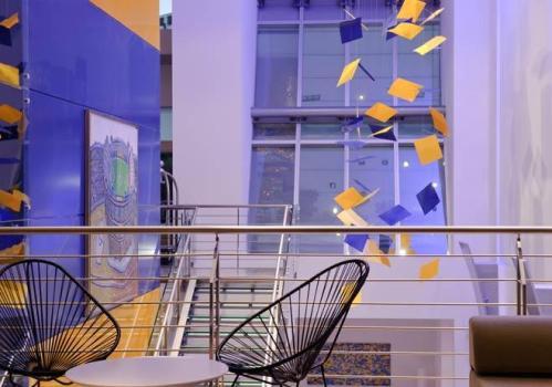 hotel boca juniors 02 499x350 Boca Juniors Hotel โรงแรมโบคา จูเนียร์ส จุดพักคนรักบอล