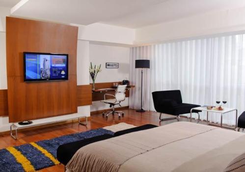 hotel boca juniors 03 499x350 Boca Juniors Hotel โรงแรมโบคา จูเนียร์ส จุดพักคนรักบอล