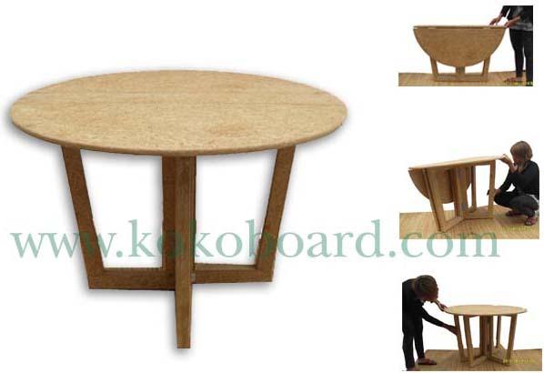 KOKO Board เฟอร์นิเจอร์ที่ผลิตจากวัสดุเหลือใช้ทางการเกษตร  13 - KOKO Board