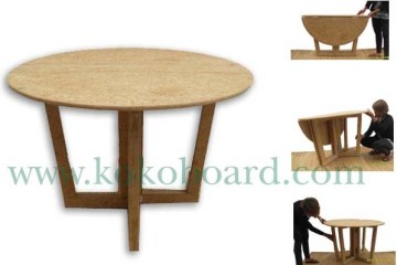 KOKO Board เฟอร์นิเจอร์ที่ผลิตจากวัสดุเหลือใช้ทางการเกษตร  2 - KOKO Board