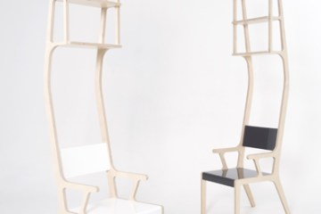 Object-A,B,Eเก้าอี้ multi-function สัญชาติเกาหลี 20 - chair