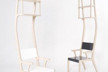 Object-A,B,Eเก้าอี้ multi-function สัญชาติเกาหลี 17 - rocking chair