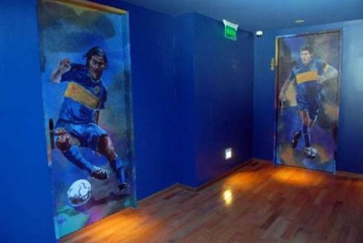 """Boca Juniors Hotel โรงแรมโบคา จูเนียร์ส """"จุดพักคนรักบอล"""" 25 -"""