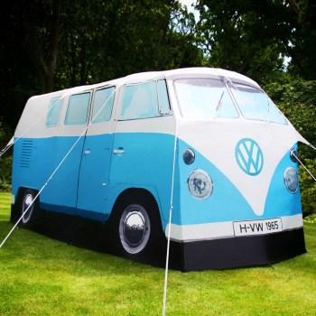 Volkswagen Van Tent เต๊นท์นี้นอนได้ถึง 4 คน!! 14 - Car