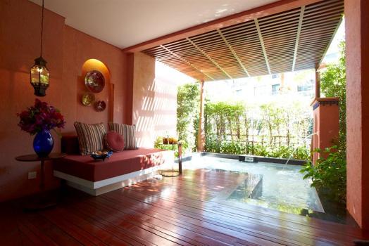 Morrakesh Hua-Hin Resort & Spa มนตราแห่งโมร็อคโกกลางเมืองหัวหิน 32 - Hua-HIn