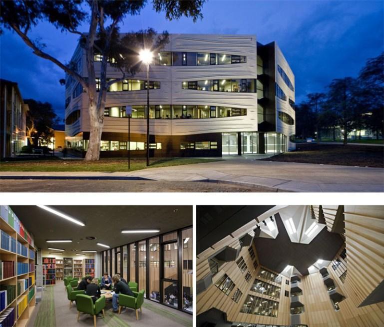 """Top 10 Green Campus"" 10 อันดับมหาวิทยาลัยสีเขียวในออสเตรเลีย 13 - Global Warming"