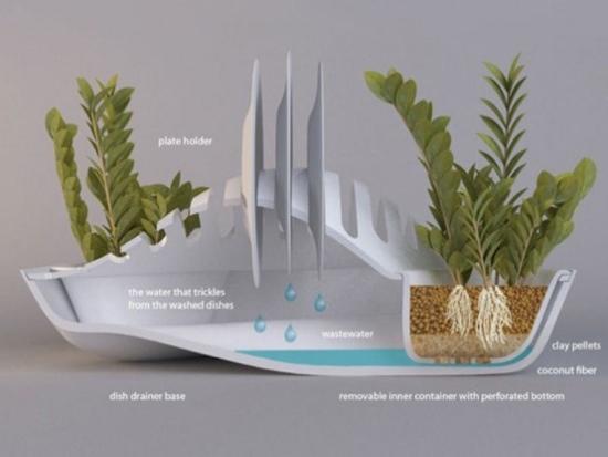 ที่พักจาน + กระถางต้นไม้.. eco-friendlyอีกแล้วงานนี้ 21 - DESIGN