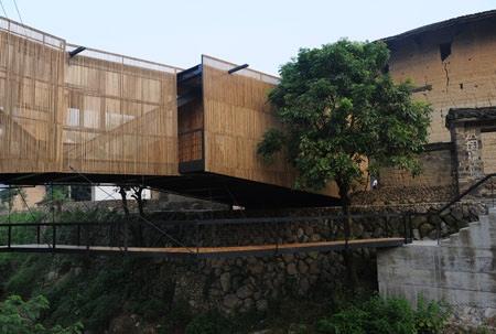 Bridge school..เมื่อสะพาน เป็นทั้งโรงเรียน สนามเด็กเล่น และเวทีสาธารณะ 30 - Sustainable design