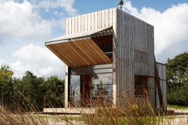 บ้านตากอากาศเคลื่อนที่ Eco-Friendly หรูดูดี และไม่เหลือขยะ และน้ำเสียทิ้งไว้ในพื้นที่ 14 - eco-friendly design