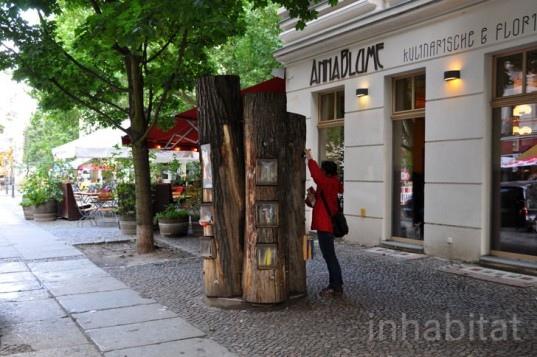 25550717 144326 Book Forest..ป่าหนังสือ จุดแลกเปลี่ยนหนังสือ ส่งเสริมนิสัยรักการอ่าน  และสอนให้รู้คุณค่าของป่า