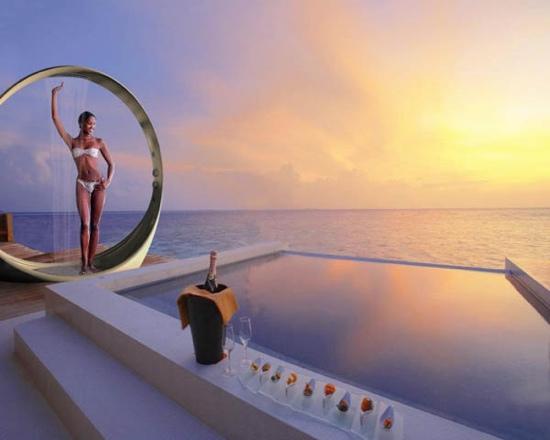 25550721 160453 Loop Shower..ประสบการณ์การอาบน้ำที่ให้ทั้งความสุขสดชื่นและผ่อนคลาย ในรูปแบบที่สวยงาม