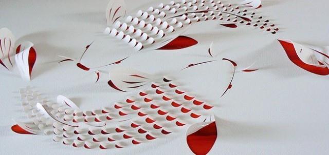 25550721 183953 งานศิลปจากการตัดกระดาษ โดย Lisa Rodden