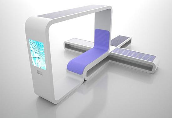 จุดให้บริการข้อมูล..ที่อุปกรณ์ทุกชิ้นได้พลังงานจาก แสงอาทิตย์ 17 - green energy