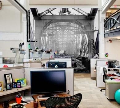 Google office ในเมืองPittsburgh..สะท้อนประวัติศาสตร์เมือง เป็นมิตรกับสิ่งแวดล้อม และไม่ขาดความสนุกสนาน... 18 - Google