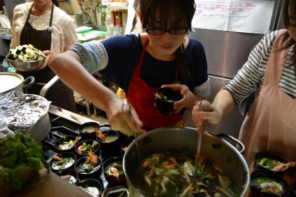 %name Yum Yam SOUL SOUP KITCHEN Ehime Prefecture
