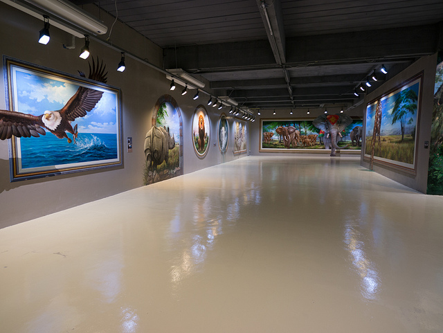 Art in Paradise Pattaya พิพิธภัณฑ์ภาพจิตรกรรม 3 มิติ สนุกสนานไปกับภาพวาดลวงตาทะลุมิติ ที่พัทยา 16 - 100 Share+