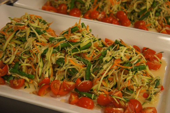 Somtam Zucchini