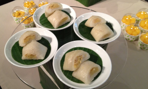 IMG 2508 เมื่อของว่างไทย..เป็นเมนูในบริการจัดเลี้ยง โดย S&P Caterman งานนี้ไม่ใช่แค่เสริฟอาหาร..แต่สานต่อมรดกทางวัฒนธรรม