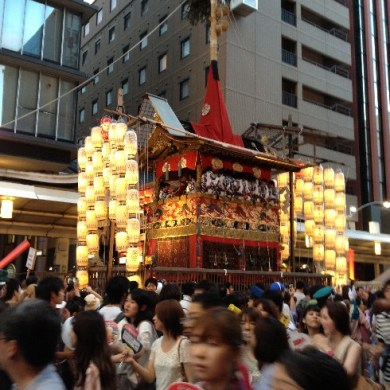 By the official summer start - Kyoto Gion Festival 25 - festival