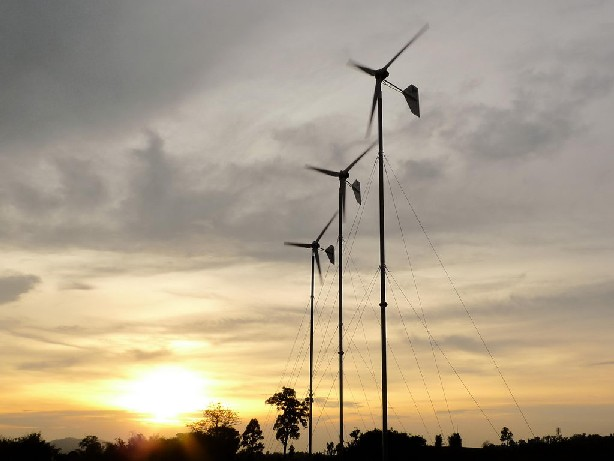 WINDXPLUS กังหันลมผลิตพลังงานไฟฟ้า..ฝีมือคนไทย 19 - windxplus