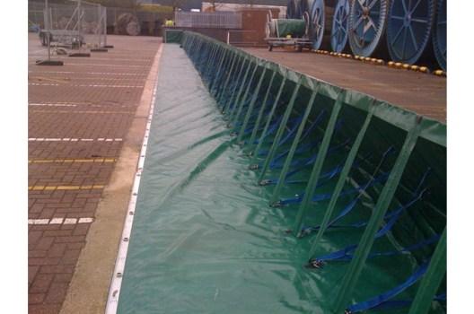 Update ระบบป้องกันน้ำท่วม..เตรียมรับมือน้ำที่กำลังจะมา 23 - aquafence
