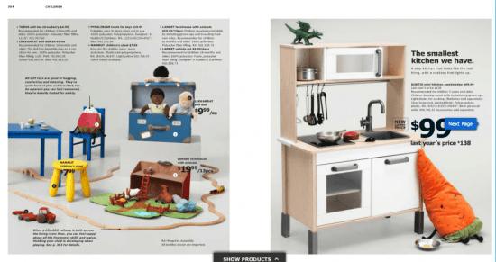 IKEA's 2013 augmented reality catalogue,new world new ideas 18 - IKEA (อิเกีย)