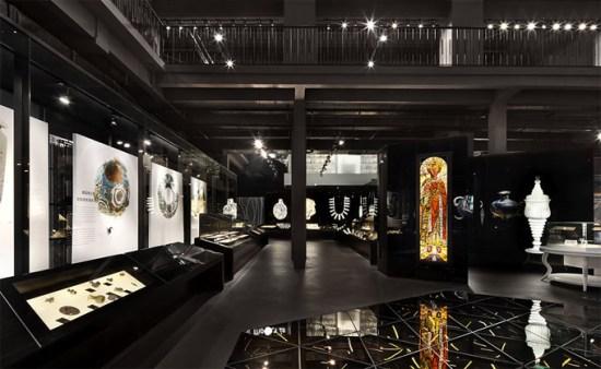Shanghai Museum of Glass พิพิธภัณฑ์ความงามของอุตสาหกรรมแก้ว กระจก และคริสตัล 16 - Shanghai Museum of Glass