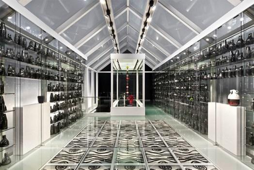 Shangai shanghai museum of glass 524x350 Shanghai Museum of Glass พิพิธภัณฑ์ความงามของอุตสาหกรรมแก้ว กระจก และคริสตัล